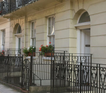 33 & 31 Balcombe St, self catering apartments in central London